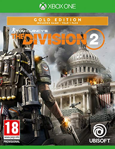 Tom Clancy's The Division 2 Gold Edition (xbox_one) Best Price and Cheapest