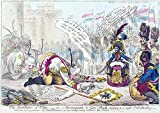 Doppelganger33 LTD Satire Gillray 1805 The Surrender of Ulm