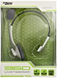 Xbox 360 Live Gaming Headset with Mic