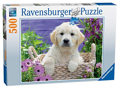 Ravensburger 14829 Süßer Golden Retriever