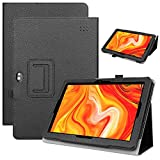 vovipo VANKYO MatrixPad Z4 / Z4 PRO 10.1 Custodia per Tablet, Custodia in Pelle Folio per Tablet VANKYO MatrixPad Z4 / Z4 PRO 10.1