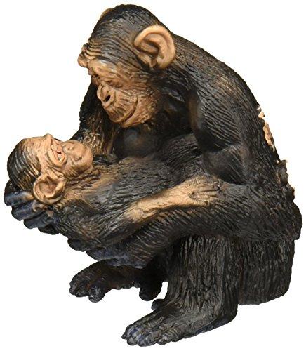 schleich-figura-chimpance-hembra-con-cria-14679