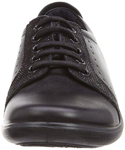 Padders Sonnet, Chaussures Femme Noir (noir)