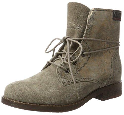 s.Oliver Damen 25243 Chukka Boots, Braun (Pepper Flower), 41 EU