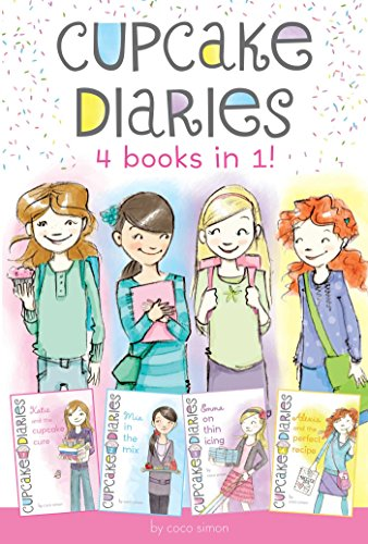 cupcake-diaries-4-books-in-1-katie-and-the-cupcake-cure-mia-in-the-mix-emma-on-thin-icing-alexis-and
