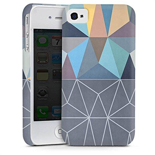 Apple iPhone 5s Housse Étui Protection Coque Motif Motif Graphique Cas Premium mat