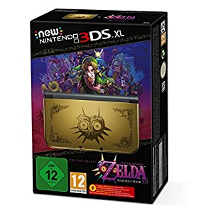 Nintendo 3DS – Konsole New 3DS XL – Limited Majoras Mask Edition