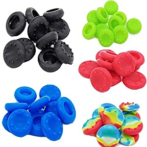 HAOBO General Silicone Analog Controller Thumb Stick Grips Cap Cover for Playstation3 PS3 PS4 Xbox 360 Xbox one Game Accessories Replacement Parts