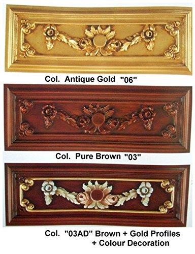 Barock Sideboard Antik Stil – Venetian Barock Rokoko Vp9966-M - 4