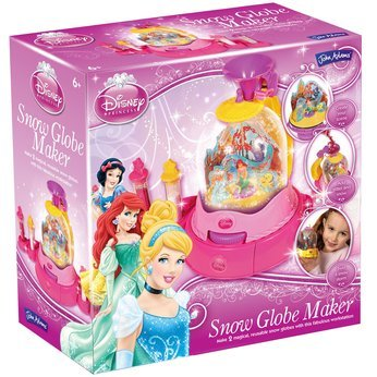 (Disney Princess Modellhaft Snow Globe Maker -)