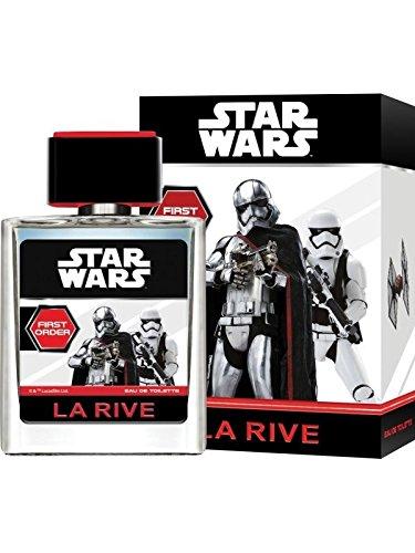 La Rive STAR WARS FIRST ORDER Parfüm EDT Eau de Toilette Kinder Jungen 50 ml