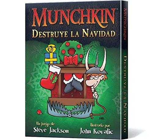 Edge Entertainment Munchkin – Destruye la Navidad – sinopsis y Precio