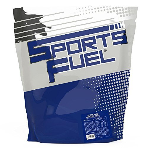 by Sports Fuel Sports Fuel Instant Ultra Fine Oats (5kg)