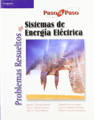 Problemas resueltos de sistemas de energía eléctrica