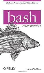 Bash Pocket Reference.
