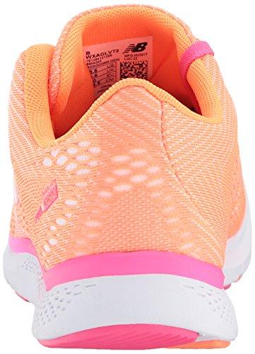 New Balance Wxaglvt2, Chaussures de Fitness Mixte Adulte, Violet orange (Orange)