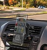 Smartphone Halterung Auto KFZ für Lüfter Lüftungsschlitze für Apple iPhone 4 5 6 7 s + Samung Galaxy S Ace Motorola Moto G 3 2 1 E X Play RAZR i LG L70 D320 G Flex 1 2 3 4 c s Magna V10 E460 Optimus L 5 9 K 10 Joy Mini G G2 Bello 1 2 Leon Y 70 50 Spirit