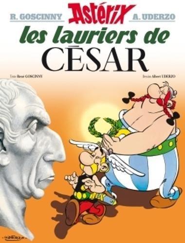 Astérix, Tome 18 : Les lauriers de César (Asterix) por Rene Goscinny