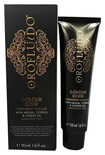Orofluido coloration sans amoniaque 5,66 chatain clair rouge intense (50ml)