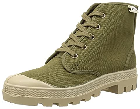 Aigle Arizona, Chaussures Multisport Outdoor mixte adulte, Vert (Kaki2), 39 EU