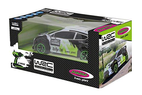 RC Auto kaufen Rally Car Bild 6: Jamara 405117 Rally Car WRC 1 18 4WD 2,4GHz voll proportionaler Fahrtenregler, Allradantrieb, gefedertes Fahrwerk vorn, Gummibereifung, Spur einstellbar, Rammschutz vorne*