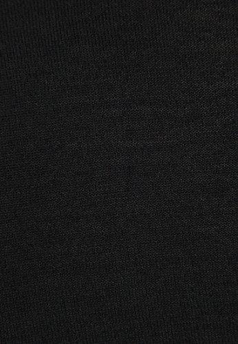 agon® Premium Herren Merino-Cardigan TEC extrafein Schwarz