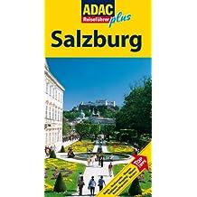 ADAC Reiseführer plus Salzburg: Mit extra Karte zum Herausnehmen