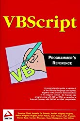 VBScript Programmers Reference by Adrian Kingsley-Hughes (1999-10-02)