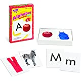 Trend Enterprises TEPT58001 Alphabet Match Me-Flash-Karten-F-r Kinder ab 6 Jahren