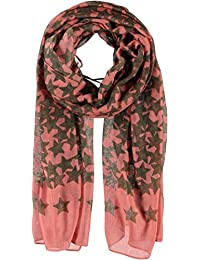 Passigatti Women's Scarf pink 47-Altrose One size