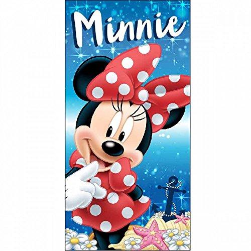 Minnie Disney-Drap de Plage Serviette de Plage en Microfibre 70x 140cm