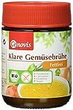 Cenovis Bio Gemüsebrühe fettfrei, vegan und glutenfrei, 162 g