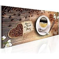 Suchergebnis auf Amazon.de für: kaffee bilder leinwand: Küche ...