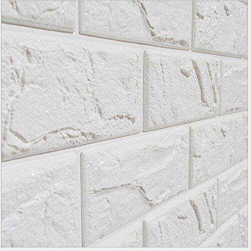 modello-3d-brick-wall-stickers-autoadesivo-wallpaper-pe-sticker-panel-bianco-carta-da-parati-della-d