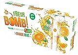 Fresh Bomb Orangina Click Hülsen mit Aromakapsel 1 Box (100 Hülsen)