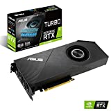 ASUS Turbo GeForce RTX 2070 Super EVO 8GB GDDR6 with a blower-style design for High Refresh Rate AAA Gaming and VR TURBO-RTX2070S-8G-EVO