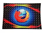 "Brand :  Wireswipe   Color :  Mozilla Firefox Logo With Orange & Yellow Shade   WireSwipe Fancy Mozilla Firefox Logo With Orange & Yellow Shade Laptop Skin for 15.6"" Inch Laptop :  100% Brand New Premium Quality   WireSwipe skins protect you..."