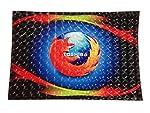"""Brand :  Wireswipe   Color :  Mozilla Firefox Logo With Orange & Yellow Shade   WireSwipe Fancy Mozilla Firefox Logo With Orange & Yellow Shade Laptop Skin for 15.6"""" Inch Laptop :  100% Brand New Premium Quality   WireSwipe skins protect you..."""