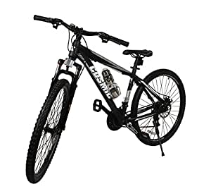 Cosmic Trium 27.5T 21-Speed MTB Bicycle (Black)