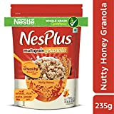 #9: NesPlus Multigrain Granola, Nutty Honey, 235g