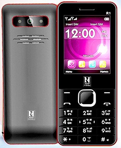 Hhp Wireless Basic Mobile Phone (Black)