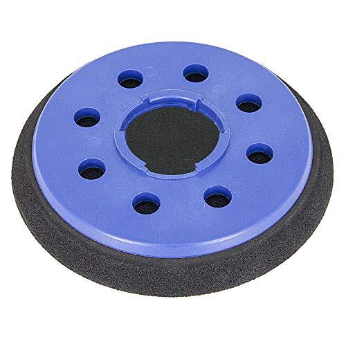 DFS Plato lijador Medio para Festool 150 FEQ FastFix Disco de Lijado de Velcro Ø 150mm - con17-agujeros para la extracción de Polvo - Suave Medio o Duro - a su elección
