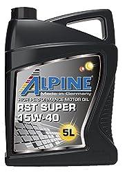Alpine RST 15W-40 Motoröl 5L mineralisch, 5000ML Kanister 0100002