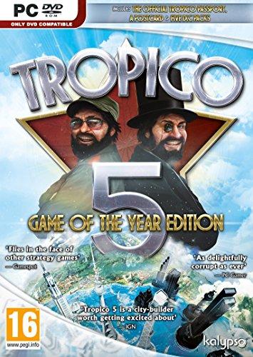 Foto Tropico 5: Game of the Year Edition [Edizione: Regno Unito]