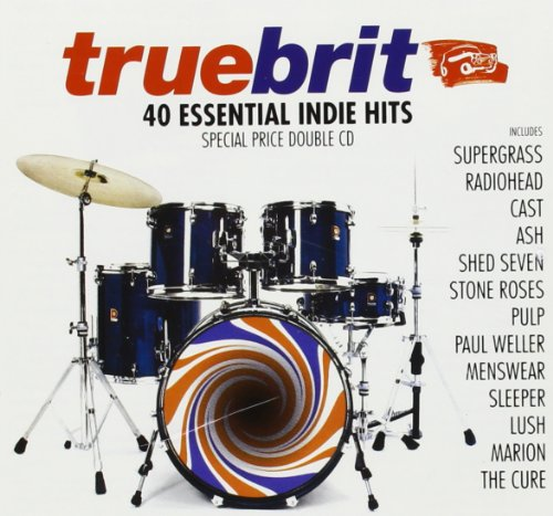 True Brit [Best of Brit Pop]