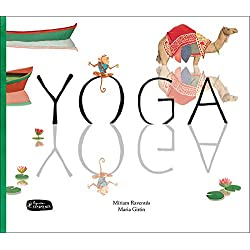 Libro para niños: Yoga (Pequeño Fragmenta)