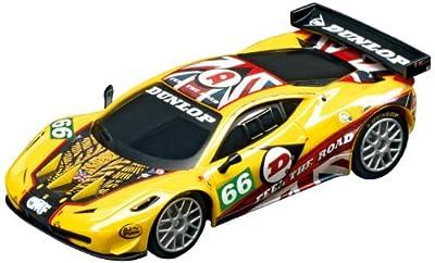 """Carrera - Coche Digital 143 Ferrari 458 Italia GT2 JMW Motorsports """"No.66"""" 2011, escala 1:43 (20041363) por Carrera"""