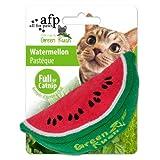 All for Paws Juguetes para Gatos Green Rush Catnip , Sandia, 11.5 cm