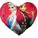 Frozen Kissen Herz-Kissen 35 cm Elsa Anna Eiskönigin Disney