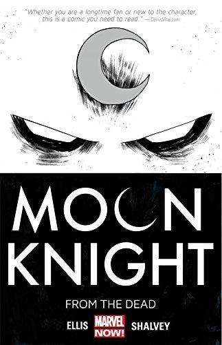 Moon Knight Vol. 1: From The (Superhelden Moon Knight)